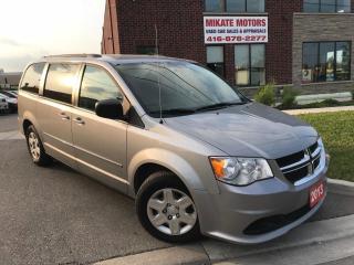 Used 2013 Dodge Grand Caravan SXT for sale in Etobicoke, ON