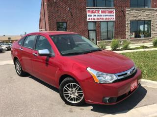 Used 2010 Ford Focus SE for sale in Etobicoke, ON