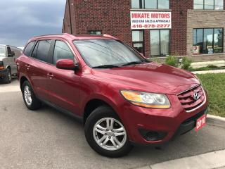 Used 2010 Hyundai Santa Fe GLS for sale in Etobicoke, ON