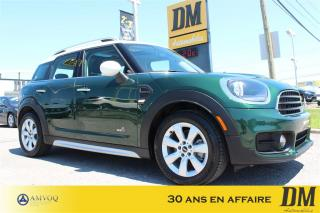 Used 2018 MINI Cooper Countryman Contryman Awd Cuir for sale in Salaberry-de-valleyfield, QC