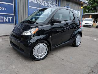 Used 2010 Smart fortwo for sale in Boisbriand, QC