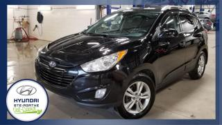Used 2012 Hyundai Tucson GLS, 4 portes, traction avant, 4 cyl. en for sale in Val-David, QC