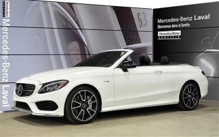Used 2017 Mercedes-Benz C43 Awd Cabriolet Idp for sale in Laval, QC