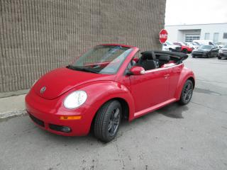 Used 2010 Volkswagen Beetle Cabriolet 2dr AUTO Comfortline for sale in Gatineau, QC
