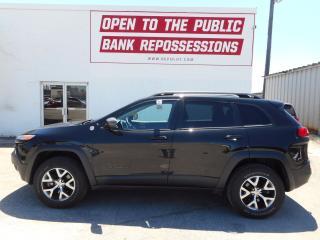 Used 2015 Jeep Cherokee Trailhawk for sale in Etobicoke, ON