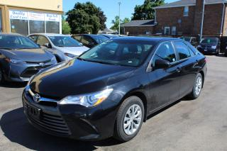Used 2017 Toyota Camry LE Bluetooth Backup Cam for sale in Brampton, ON