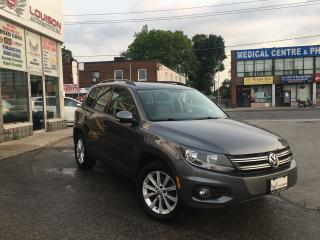 Used 2012 Volkswagen Tiguan COMFORTLINE for sale in York, ON