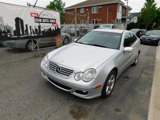 Used 2006 Mercedes-Benz C230 C-Class Sport for sale in Lemoyne, QC