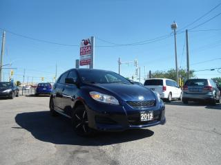 Used 2012 Toyota Matrix AUTO LOW KM ONLY 82000 NO ACCIDENT 4 NEW TIRES for sale in Oakville, ON