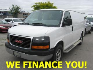 Used 2010 GMC Savana 2500 for sale in North York, ON