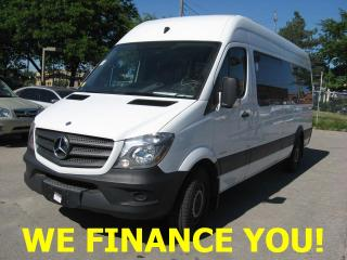 Used 2015 Mercedes-Benz Sprinter EXT for sale in North York, ON
