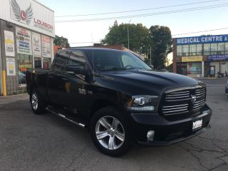 Used 2013 RAM 1500 SPORT for sale in York, ON