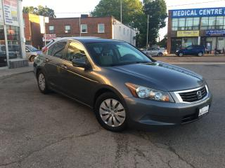 Used 2008 Honda Accord LX for sale in York, ON