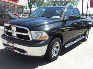Used 2010 Dodge Ram ST 4WD Quad Cab for sale in London, ON