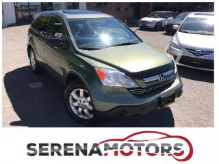 Used 2008 Honda CR-V EX | 4WD | SUNROOF | NO ACCIDENTS for sale in Mississauga, ON