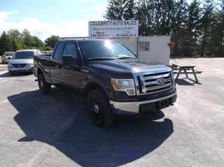 Used 2010 Ford F-150 E CAB XLT 4X4 for sale in Elmvale, ON