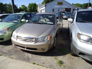 Used 2006 Kia Spectra LX for sale in Sarnia, ON