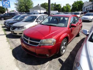 Used 2008 Dodge Avenger R/T for sale in Sarnia, ON