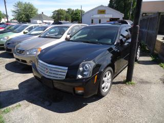Used 2007 Cadillac CTS for sale in Sarnia, ON