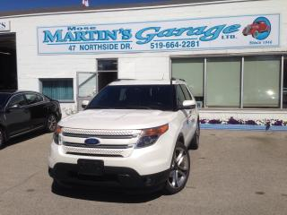 Used 2011 Ford Explorer LIMITED for sale in St Jacobs, ON