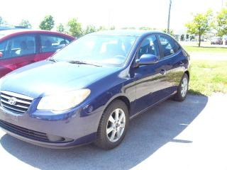 Used 2009 Hyundai Elantra for sale in Georgetown, ON