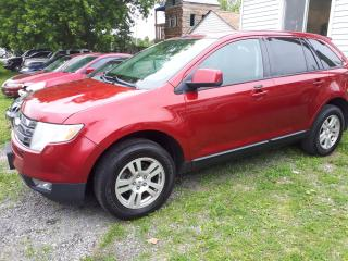 Used 2008 Ford Edge SEL for sale in Kars, ON