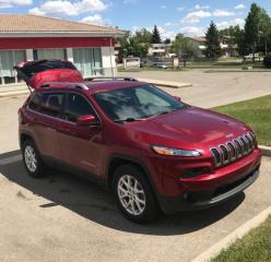 Used 2014 Jeep Cherokee North for sale in Calgary, AB