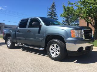 Used 2007 GMC Sierra 1500 SLE Crew Cap 4WD for sale in Mississauga, ON