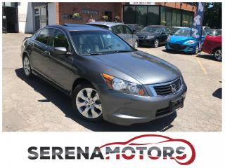 Used 2010 Honda Accord EX | SUNROOF | NO ACCIDENTS for sale in Mississauga, ON