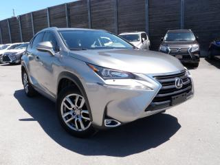 Used 2015 Lexus NX PREMIUM AWD LEXUS NX 200T for sale in Toronto, ON