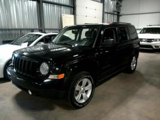 Used 2014 Jeep Patriot NORTH - 4X4 - ALLOYS - ONLY 69K - COMING SOON for sale in Aurora, ON