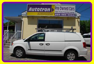 Used 2013 Dodge Caravan RAM CARGO, Loaded, Roof Rack for sale in Woodbridge, ON