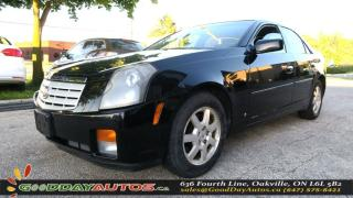 Used 2007 Cadillac CTS 3.6L|ALLOY WHEELS|SUNROOF|CERTIFIED for sale in Oakville, ON