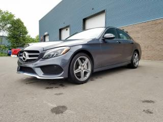 Used 2015 Mercedes-Benz C-Class C 300 4MATIC Sport AMG for sale in Saint-eustache, QC