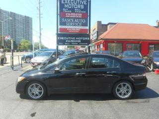 Used 2009 Acura CSX LOADED/ SUNROOF/ LEATHER / ICE A/C / ALLOYS / for sale in Scarborough, ON