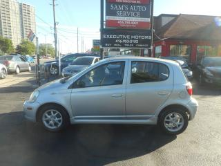 Used 2005 Toyota Echo RS / LOW KM! / MINT / FUEL SAVER / ALLOYS / for sale in Scarborough, ON