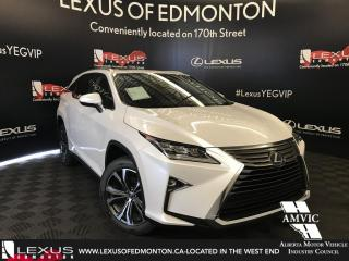 New 2018 Lexus RX 350L Luxury Package 6 Passenger for sale in Edmonton, AB