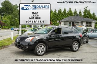 Used 2009 Nissan Rogue SL AWD, Leather, Sunroof, Alloys, Low Km! for sale in Surrey, BC