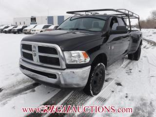Used 2012 RAM 3500 ST CREW CAB LWB 4WD 6.7L for sale in Calgary, AB