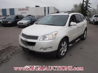 Used 2011 Chevrolet TRAVERSE LTZ 4D UTILITY 7PASS AWD 3.6L for sale in Calgary, AB
