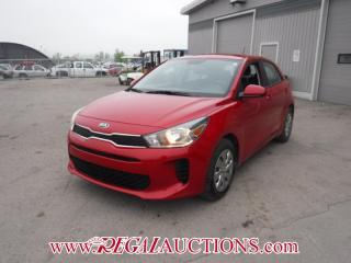 Used 2018 Kia RIO LX PLUS 5D HATCHBACK 1.6L for sale in Calgary, AB