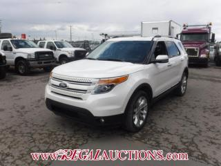 Used 2011 Ford EXPLORER LIMITED 4D UTILITY V6 4WD 3.5L for sale in Calgary, AB