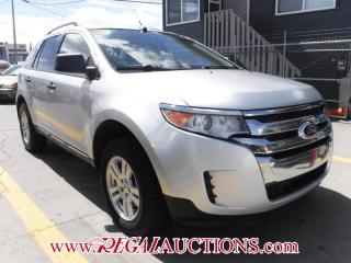 Used 2011 Ford EDGE SE 4D UTILITY for sale in Calgary, AB