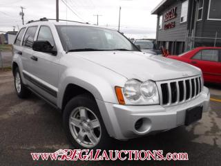 Used 2006 Jeep GRAND CHEROKEE  4D UTILITY for sale in Calgary, AB