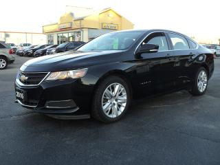 Used 2016 Chevrolet Impala LS 2.5L for sale in Brantford, ON