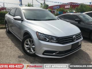 Used 2017 Volkswagen Passat 1.8 TSI Trendline+ | CAR LOANS APPROVED for sale in London, ON