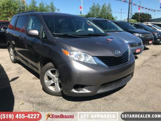 Used 2013 Toyota Sienna LE | 8PASS | ONE OWNER | CAM for sale in London, ON