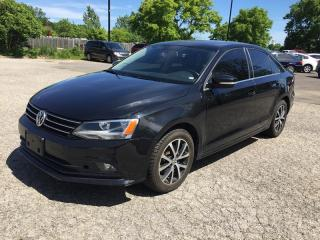 Used 2015 Volkswagen Jetta Rear CAM * Sunroof * Heated Seats * Keyless Entry * Diesel for sale in London, ON