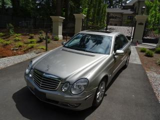 Used 2009 Mercedes-Benz E320 TURBO DIESEL / DOC FEE $ 195.00 for sale in Surrey, BC