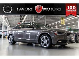 Used 2014 Audi A4 2.0 Progressiv , Leather, Sunroof, Navigation for sale in North York, ON